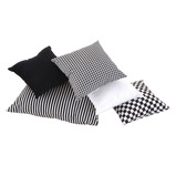 Black and White Cushion Pack
