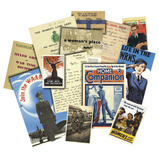 Women's War Memorabilia Pack