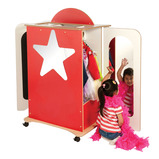 STAGE SCHOOL DRESSING UP TROLLEY