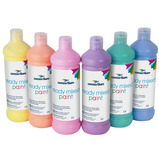 READYMIX PAINT PASTEL COLOURS PK 6