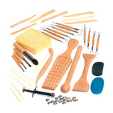 POTTERY & MODELLING TOOLS SET
