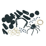 SPIDER KIT (MAKES 10 SPIDERS)