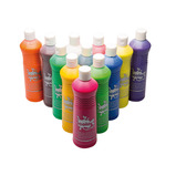 READYMIX PAINT PACK OF 12 600ML BTLS