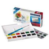 DALER AQUAFINE WATERCOLOURS 12 COLS