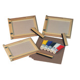 Primary Screen Printing Set