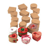 CRAFT BOXES PAPIER MACHE PK 12