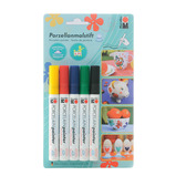 PORCELAIN PAINTER AST PK5 1-2MM TIPS
