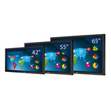 "GENEE TOUCH 55"" LCD TOUCH SCREEN"