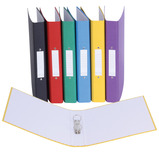 VALUE RINGBINDER YELLOW BX10