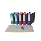 A4 Lever Arch Files - Coloured
