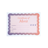 CERTIFICATES MERIT PACK OF 50