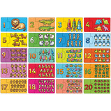 Match and Count Jigsaw