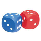 FOAM DICE - 50MM X 50MM PACK OF 2