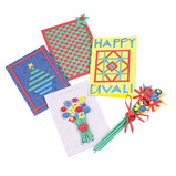 Assorted Coloured Artstraws