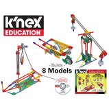 KNEX SIMPLE MACHINES LEVERS & PULLEY