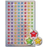 Mini Sparkly Star Stickers