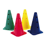 MULTI-PURPOSE FLOOR CONES RED
