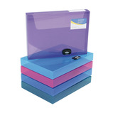 RAPESCO A4 BOX FILE 40MM PK5 ASSTD