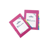 Value A4 Polypropylene Dividers