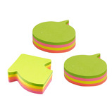 VALUE STICKY NOTES ARROW SHAPED
