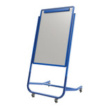MOB MAG DISPLAY EASEL SNG SIDED BLUE