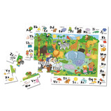 my world ABC Jungle Puzzle