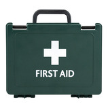 Empty First Aid Box