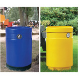 SUPER MONACH BIN - RED