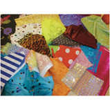 FABRIC OFF-CUTS 250G