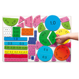 MAGNETIC DECIMAL BUILDERS
