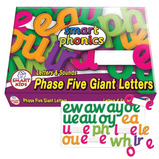 GIANT MAGNETIC LETTERS PHASE 5