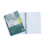 PUKKA A5 RECYCLED NOTE PAD PK3