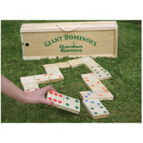 Garden Dominoes Set