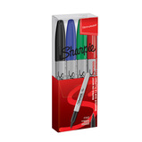 SANFORD SHARPIE PERMANENT PEN PACK 4