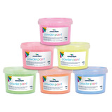 POWDER PAINT FLOURESCENT 6X500G