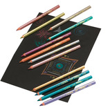 Lyra Metallic Ferby Colouring Pencils