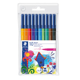 Staedtler Noris Club Fine Colouring Pens