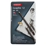 Derwent Graphic Medium Designer Pencils