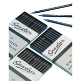 PENCIL GRAPHITE WOODLESS PACK 12 8B