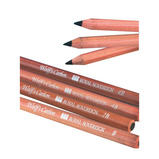 WOLFFS CARBON PENCILS 6B PACK OF 12