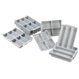 GRATNELLS TRAY 8 SECTION INSERT
