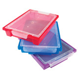 LIDS TO FIT TRAYS 427 X 313MM CLEAR