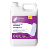 SUPER BUFFABLE FLOOR POLISH 2X5L