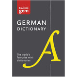 COLLINS GEM GERMAN DICTIONARY