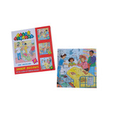 HEALTH CARE JIGSAWS SET OF 4