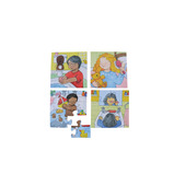 HYGIENE JIGSAWS SET OF 4