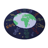 Multi-Cultural World Mat
