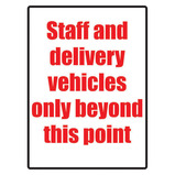Staff & Delivery