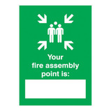 Your Fire Assembly Point Is