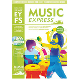 Music Express Resource Books